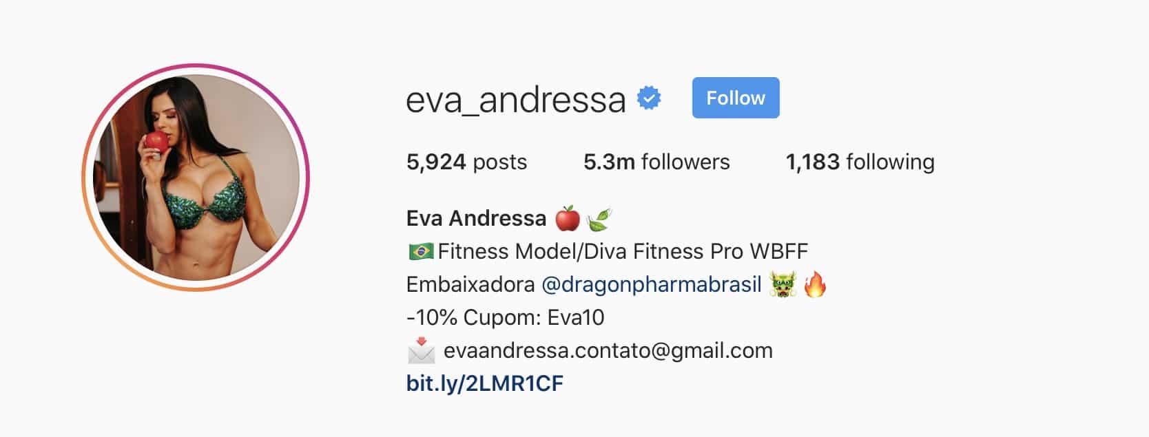 Eva_andressa Instagram