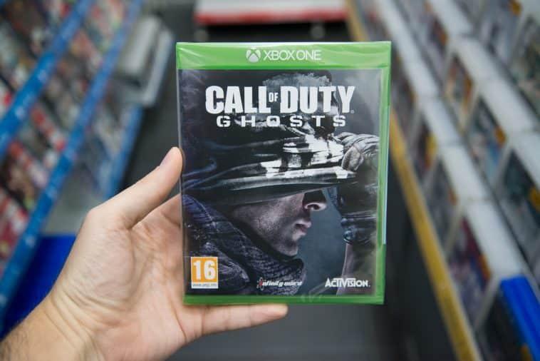 Call of Duty Ghosts Best Guns