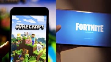 Minecraft vs Fortnite