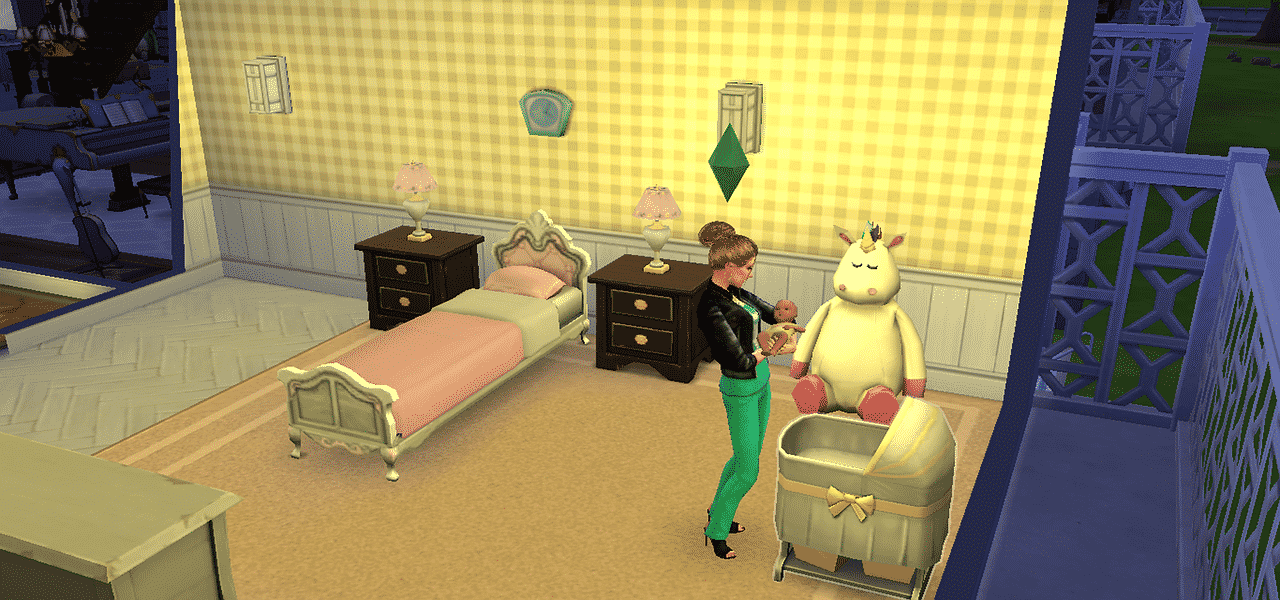 Sims 4 Baby cc