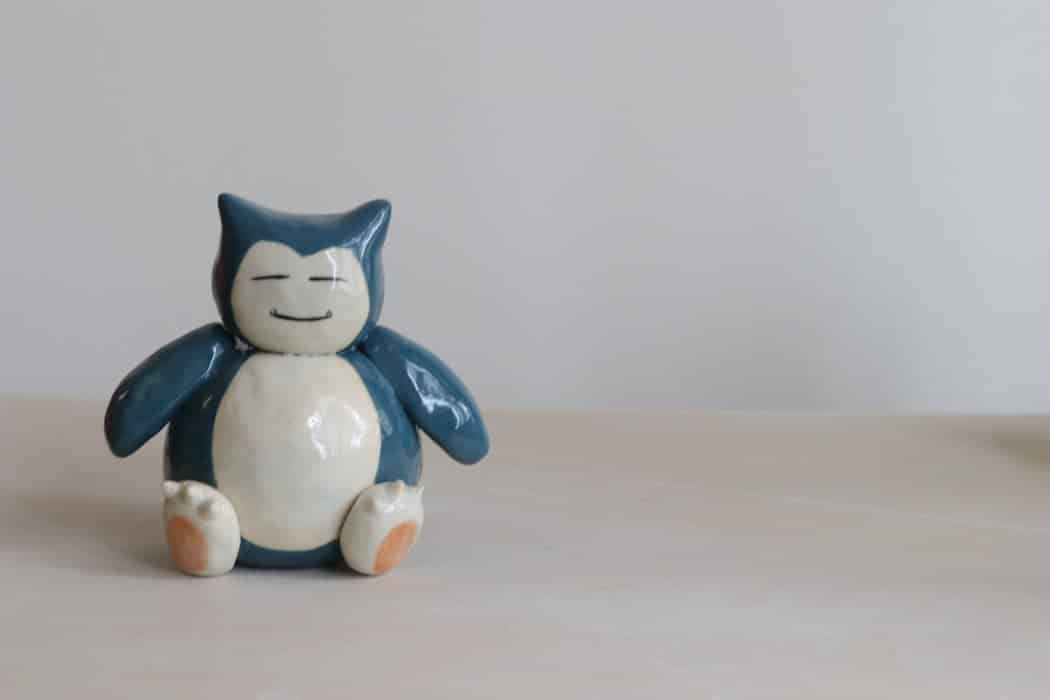 Image showing Snorlax